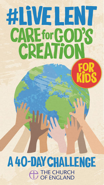 Image of #LiveLent: Kids Care for God's Creation (pack of 10) other