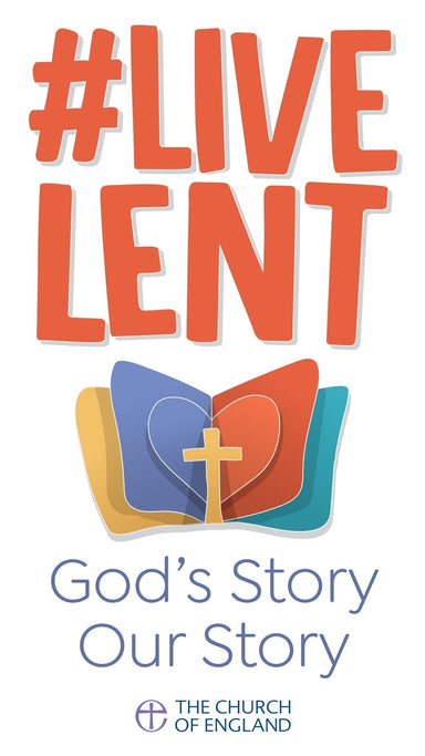 Image of Live Lent Pack of 10 other
