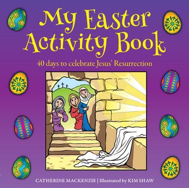 Image of My Easter Activity Book other