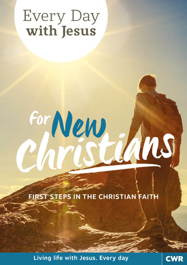 Image of Every Day with Jesus for New Christians other
