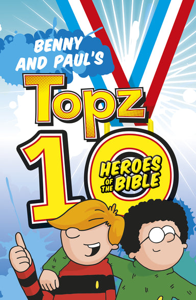 Image of Topz 10 Heroes of the Bible Benny and Paul other