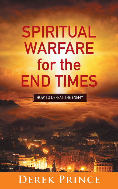 Image of Spiritual Warfare For The End Times other