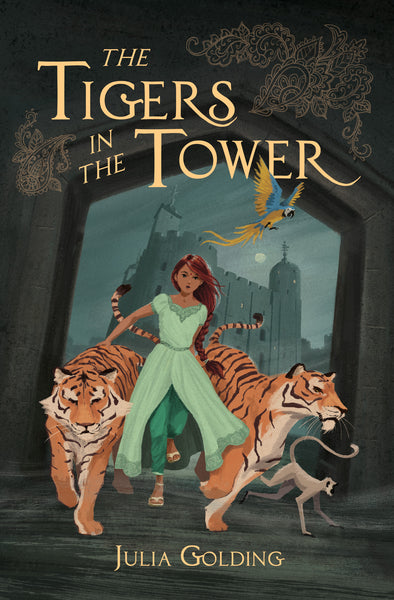 Image of The Tigers in the Tower other