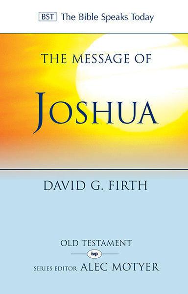Image of The Message of Joshua other