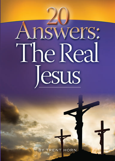 Image of 20 Answers: The Real Jesus other