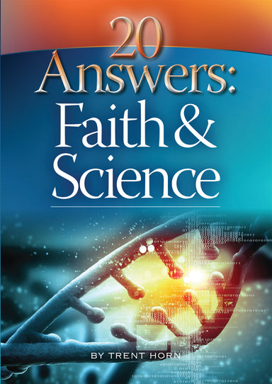 Image of 20 Answers: Faith and Science other