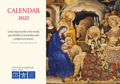 Image of CTS Calendar 2021 other