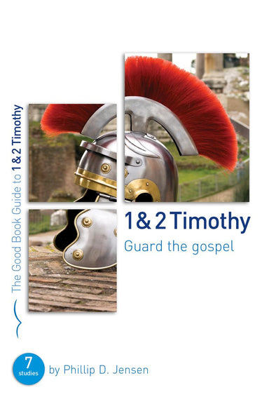 Image of 1 & 2 Timothy: Guard the Gospel other