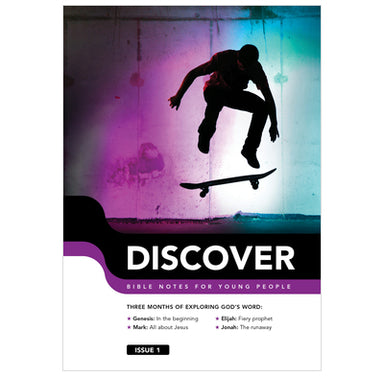 Image of Discover - Issue 1 other