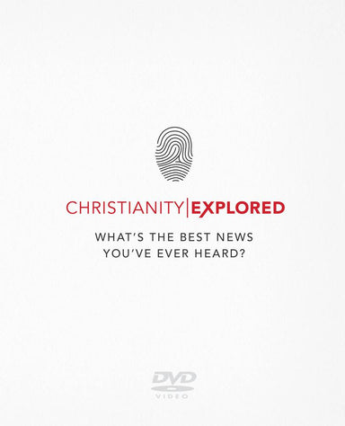 Image of Christianity Explored DVD other