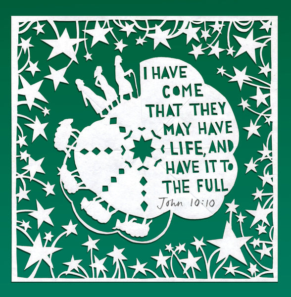 Image of I Have Come That They May Have Life (Pack of 6) other