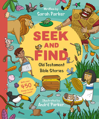 Image of Seek and Find: Old Testament Bible Stories other