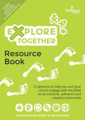 Image of Explore Together - Resource Book other