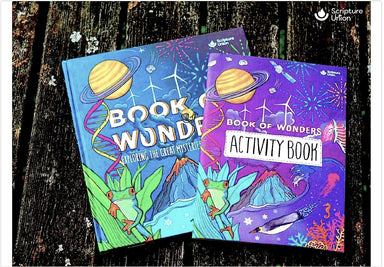 Image of Book of Wonders Activity Book other