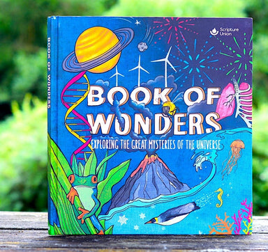Image of Book of Wonders other