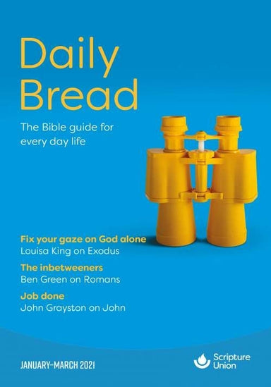 Image of Daily Bread Large Print January-March 2021 other
