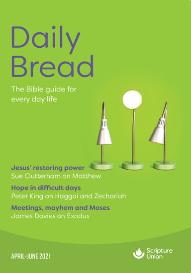 Image of Daily Bread Large Print April-June 2021 other