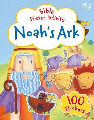 Image of Noah's Ark Bible Sticker Activity other