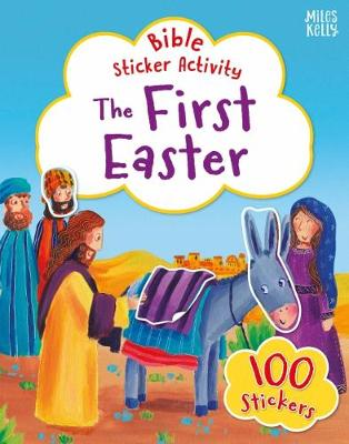 Image of The First Easter Bible Sticker Activity other