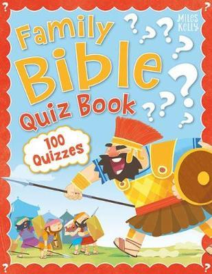 Image of Family Bible Quiz Book other