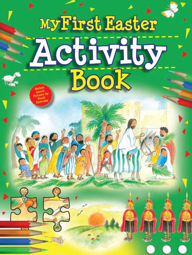 Image of My First Easter Activity Book other