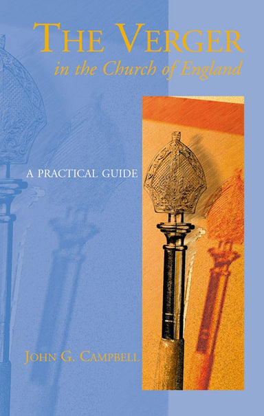 Image of The Verger in the Church of England: A Practical Guide other