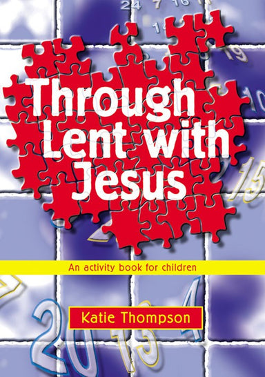 Image of Through Lent with Jesus other