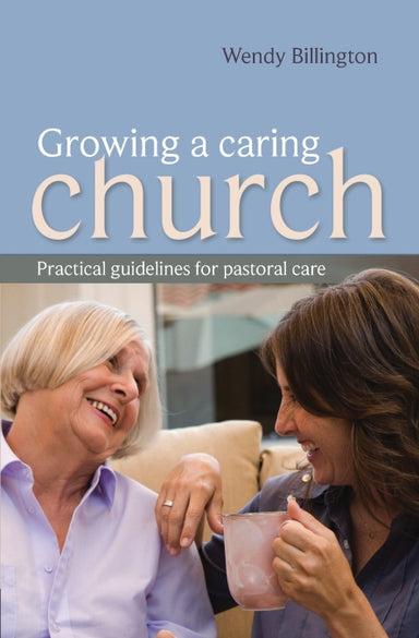 Image of Growing a Caring Church other