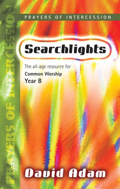 Image of Searchlights: Prayers of Intercession Year B other