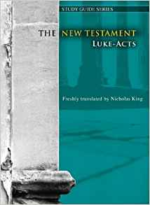 Image of New Testament Study Guides - Luke - Acts other