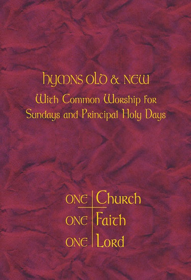 Image of Hymns Old & New with Common Worship - Words other