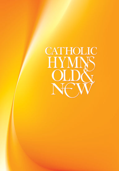 Image of Catholic Hymns Old and New People's Copy Words Edition Hardback other