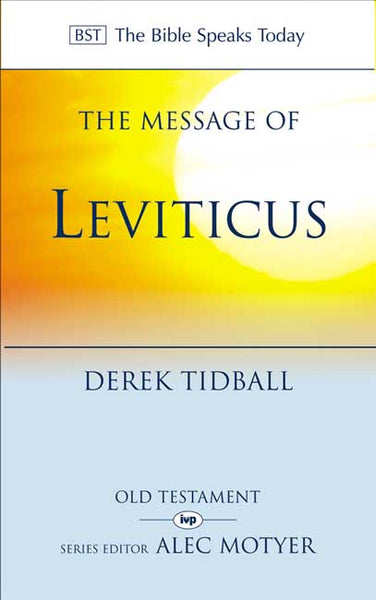 Image of The Message of Leviticus other