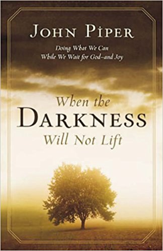 Image of When the darkness will not lift other