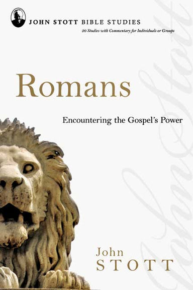 Image of Romans: John Stott Bible Studies other