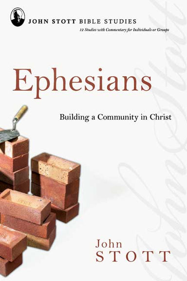 Image of Ephesians: John Stott Bible Studies other