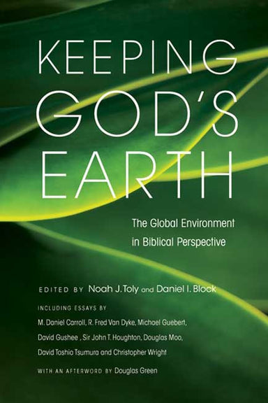 Image of Keeping God's Earth other