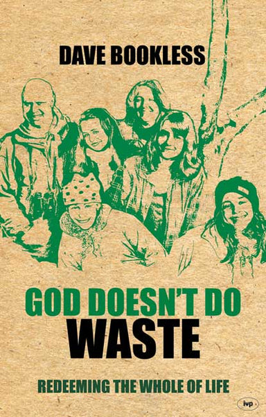 Image of God Doesn't Do Waste other