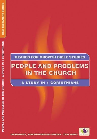 Image of People and Problems in the Church: Study in 1 Corinthians other