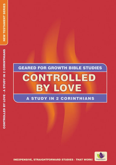 Image of Controlled by Love Study in 2 Corinthians other