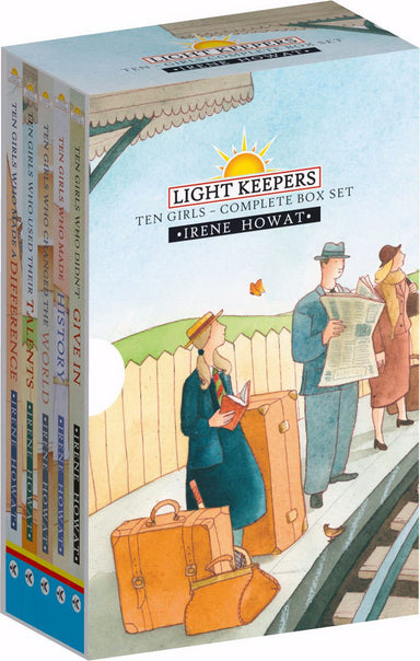 Image of Lightkeepers Girls Boxed Set other