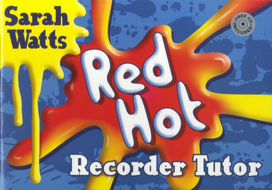 Image of Red Hot Recorder Tutor-student Copy other