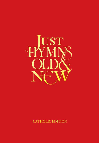 Image of Just Hymns Old and New Catholic Edition Words other