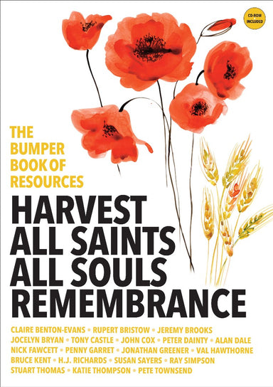 Image of The Bumper Book of Resources: Harvest, All Saints, All  Souls, (Volume 1) other
