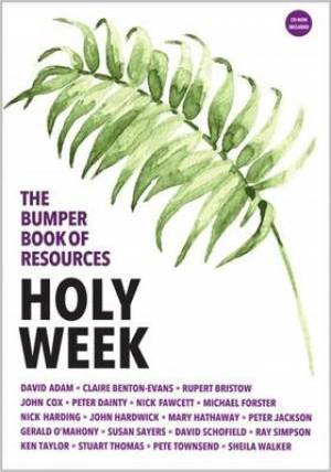 Image of The Bumper Book of Resources: Holy Week (Volume 3) other