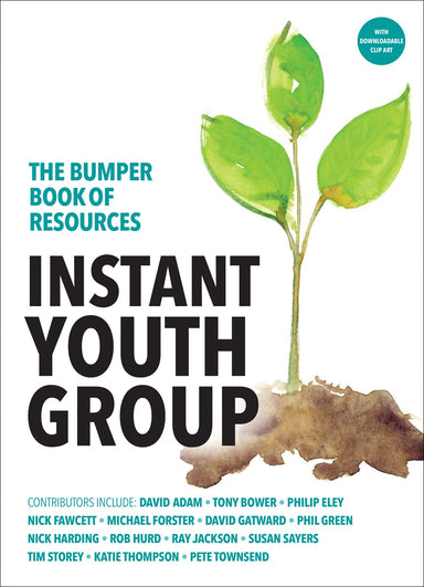 Image of Instant Youth Group Bumper Book of Resources other