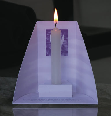 Image of Baptism Candle Holders - Contemporary - Pack of 10 other