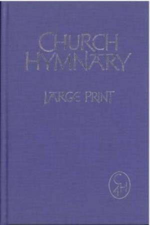 Image of Church Hymnary 4th Ed Words Large Print other