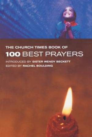 Image of The Church Times 100 Best Prayers other