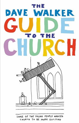 Image of The Dave Walker Guide to the Church other
